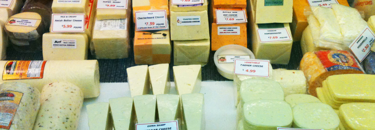 For the Cheese Lovers Out There